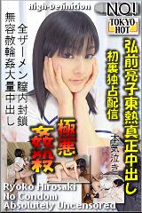 弘前亮子東熱真正中出しのパッケージ画像