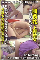 餌食牝 -- 上野奈々