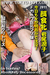 餌食牝 岩尾潤子のパッケージ画像