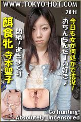 餌食牝 寺本聖子のパッケージ画像