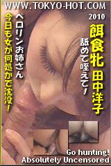 餌食牝 田中洋子のパッケージ画像
