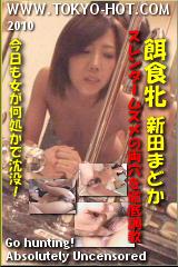 餌食牝 新田まどかのパッケージ画像