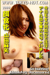 餌食牝 山田麻矢のパッケージ画像