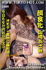 餌食牝 山崎あさみのパッケージ画像
