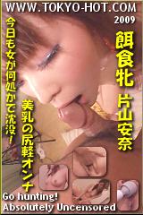 餌食牝 片山安奈のパッケージ画像