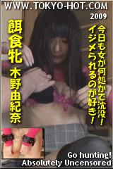 餌食牝 木野由紀奈のパッケージ画像