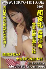 餌食牝 長峰沙希のパッケージ画像