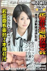 若菜亜衣東熱2本挿41汁のパッケージ画像