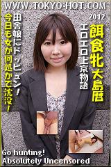 餌食牝 大島暦のパッケージ画像