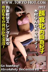 餌食牝 内田由紀子のパッケージ画像