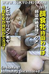 餌食牝 持田わかばのパッケージ画像