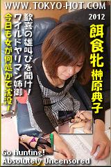 餌食牝 榊原典子のパッケージ画像