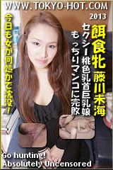 餌食牝 藤川未海のパッケージ画像