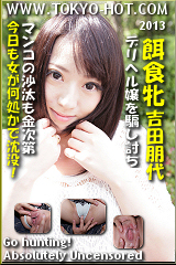 餌食牝 吉田朋代のパッケージ画像