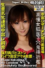 高慢女狐医3穴鬼挿折檻のパッケージ画像