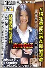 S級牝東熱流嬲姦徹底調教のパッケージ画像