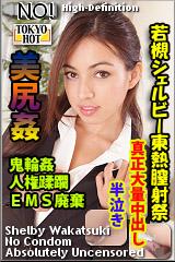若槻シェルビー東熱膣射祭のパッケージ画像