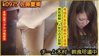 餌食牝 佐藤夏美のパッケージ画像