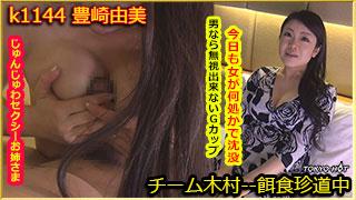 餌食牝 - 豊崎由美のパッケージ画像